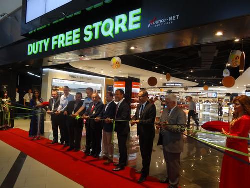 Nuance - Duty Free Store - Antalya / Turkey